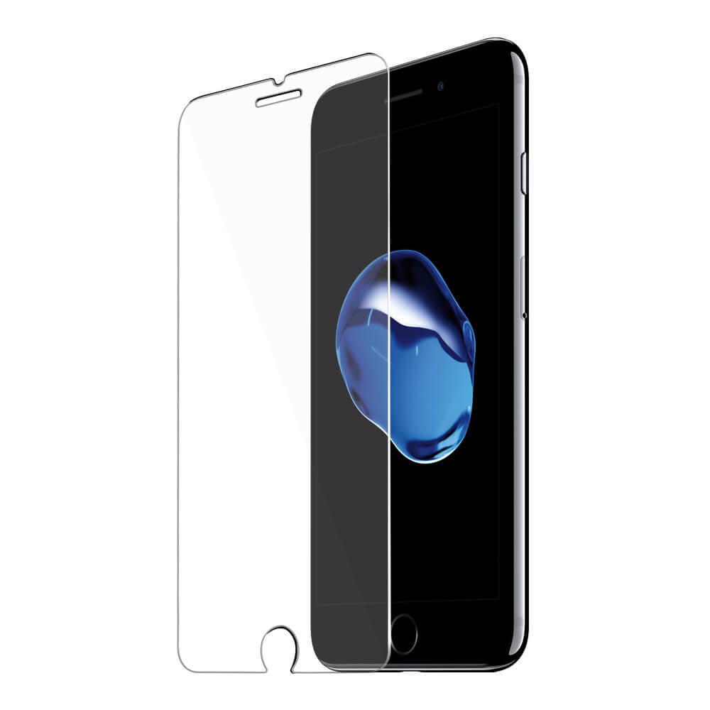 0b3f6671e61 Eiger Tempered Glass Protector 2.5D - калено стъклено защитно покритие за  дисплея на iPhone 8 Plus, iPhone 7 Plus, iPhone 6/6S Plus (прозрачен)