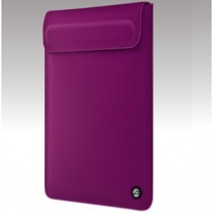 SwitchEasy Thins Black Ultra Slim Sleeve - неопренов калъф за iPad-и до 10 инча (лилав)
