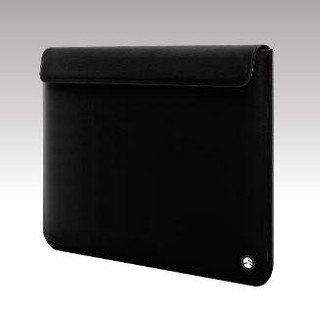 SwitchEasy Thins Black Ultra Slim Sleeve - неопренов калъф за Apple MacBook Air 11 инча (черен)
