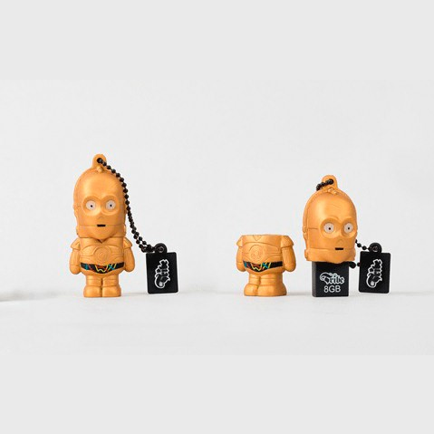 USB C-3PO High Speed USB 2.0 Flash Drive 8GB - флаш памет 8GB