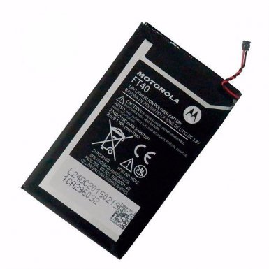 Motorola Battery FT40 - оригинална резервна батерия за Motorola Moto E2 (bulk)