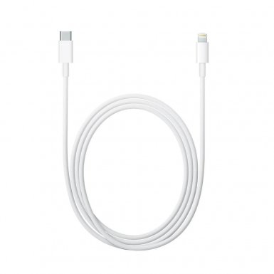 Apple Lightning to USB-C Cable MKQ42ZM/A 2m. - оригинален USB-C кабел към Lightning за Apple устройства с Lightning и/или устройства с USB-C (2 метра) (ритейл опаковка)