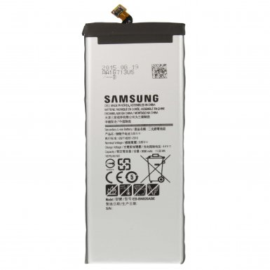 Samsung Battery EB-BN920ABE - оригинална резервна батерия за Samsung Galaxy Note 5 (bulk)