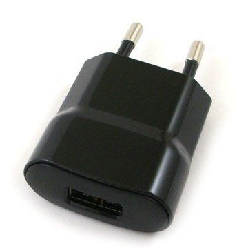 BlackBerry USB Charger HDW-29713 - захранване за Blackberry устройства (bulk) (черен)