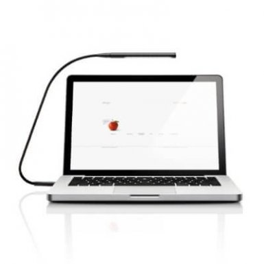 Elago Touch LED Light Tube - USB лампа за MacBook и лаптопи