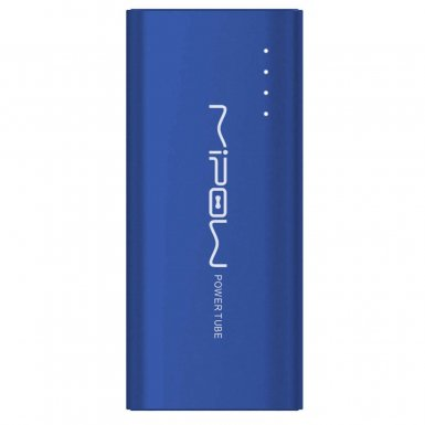 MiPow Power Tube 5200 mAh - външна батерия с USB изход и за мобилни телефони и таблети