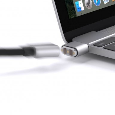 Griffin Breaksafe Magnetic USB-C Power Cable - USB-C към USB-C магнитен кабел за MacBook и устройства с USB-C порт