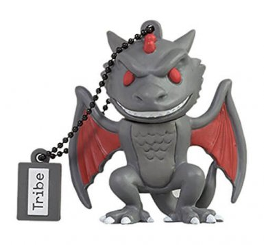 USB Tribe Game of Thrones Drogon USB Flash Drive 16GB - USB флаш памет 16GB