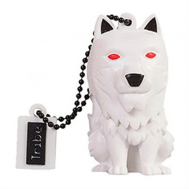 USB Tribe Game of Thrones Direwolf USB Flash Drive 16GB - USB флаш памет 16GB