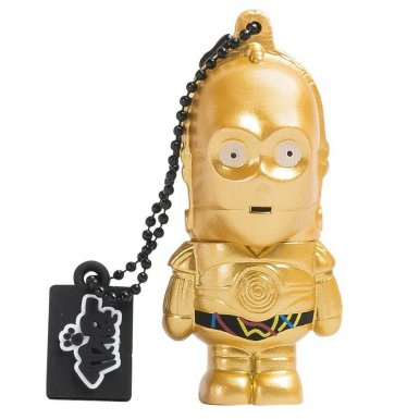 USB Tribe Star Wars C-3PO USB Flash Drive 16GB - USB флаш памет 16GB
