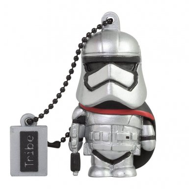 USB Tribe Star Wars Captain Phasma USB Flash Drive 16GB - USB флаш памет 16GB