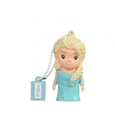 USB Tribe Frozen Elsa USB Flash Drive 16GB - USB флаш памет 16GB