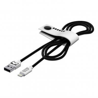 USB Tribe Star Wars Stormtrooper Lightning Cable - сертифициран Lightning кабел за iPhone, iPad и iPod с Lightning  (120 см)