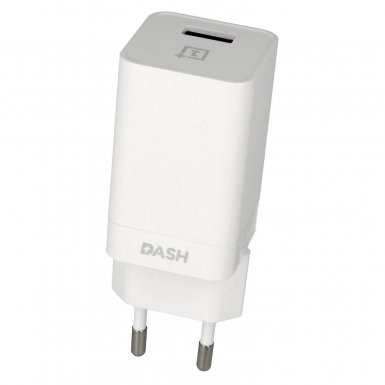 OnePlus Dash Wall Quick Charge Charger DC0504 - захранване 4A с USB изход за смартфони и таблети с Dash технология (bulk)
