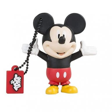USB Tribe Disney Mickey Mouse USB Flash Drive 16GB - USB флаш памет 16GB