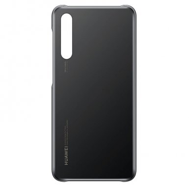 Huawei Color Case - оригинален поликарбонатов кейс за Huawei P20 Pro (черен)
