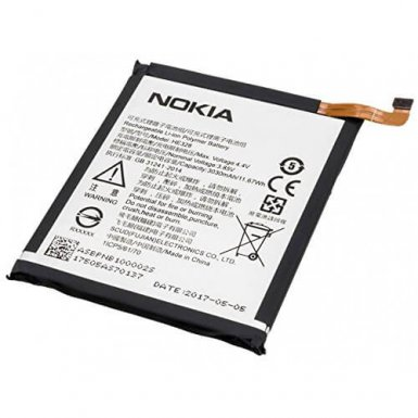 Nokia Battery HE328 - оригинална резервна батерия за Nokia 8 (bulk package)