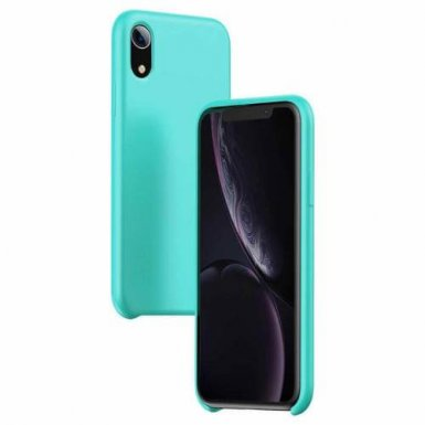 Baseus Original LSR Case - силиконов (TPU) калъф за iPhone XR (син)