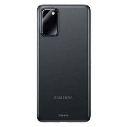 Baseus Wing case - тънък полипропиленов кейс (0.45 mm) за Samsung Galaxy S20 Plus (сив)
