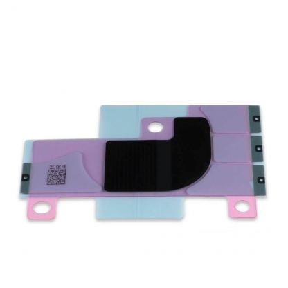 OEM Antistatic Battery Adhesive Strip - самозалепяща се антистатична лента за батерията на iPhone 11 Pro (1 брой)