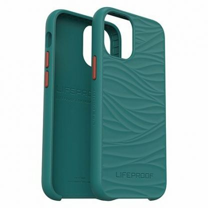 LifeProof Dropproof Wake Case - удароустойчив кейс за iPhone 12, iPhone 12 Pro (зелен)