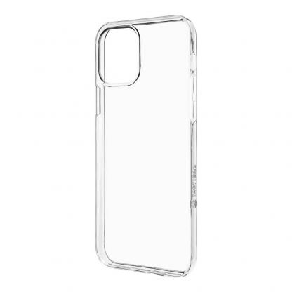 Tactical TPU Cover - силиконов (TPU) калъф за Apple iPhone 12, iPhone 12 Pro (прозрачен)