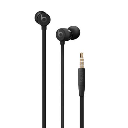 Beats urBeats3 Earphones with 3.5mm Plug - слушалки с микрофон за iPhone, iPod и iPad (черен)