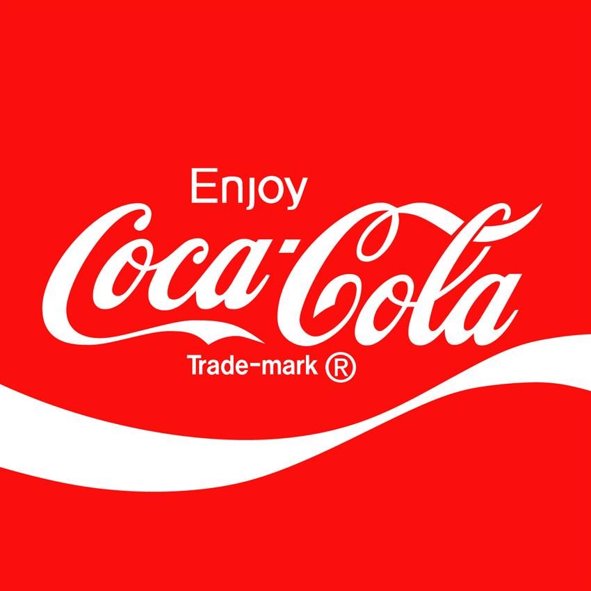калъфи с логото на кока кола